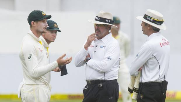 Bancroft ball tampering out of character - Voges