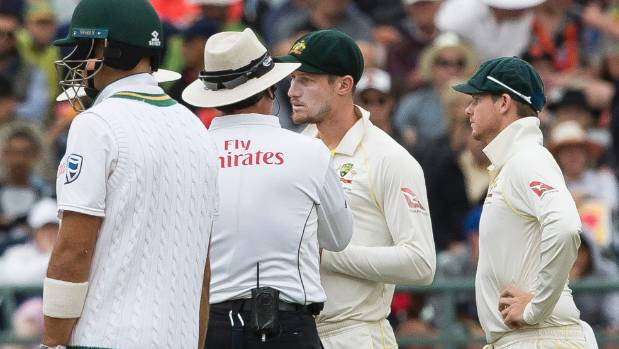 Steve Smith admit ball tampering in 3rd test against South Africa