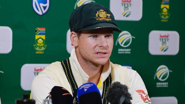 Steve Smith is finding it difficult to answer questions hurled at him. ( Cricket Australia)