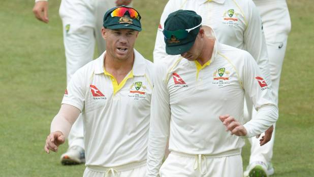 Australian captain Smith sent home in disgrace, coach stays
