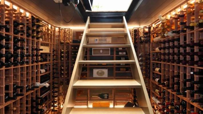 Wine Cellars And Cabinets Twice As