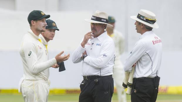 Australia ball-tampering scandal