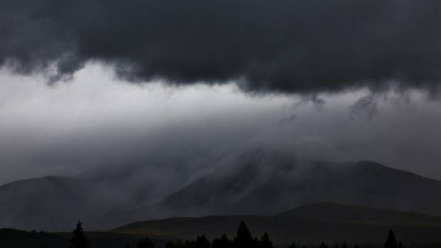 More wet weather on the way… This time its rain