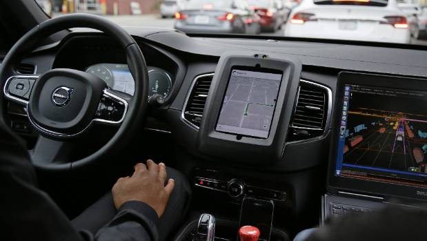 California proposes new rules for self-driving cars
