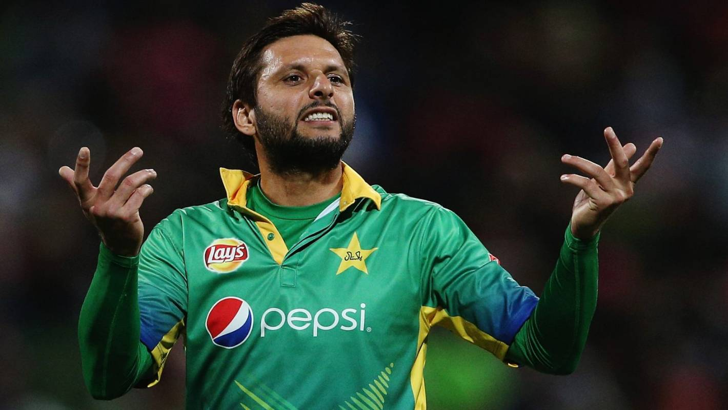 Shahid Afridi Is On A Sticky Wicket For Dismissing His Own