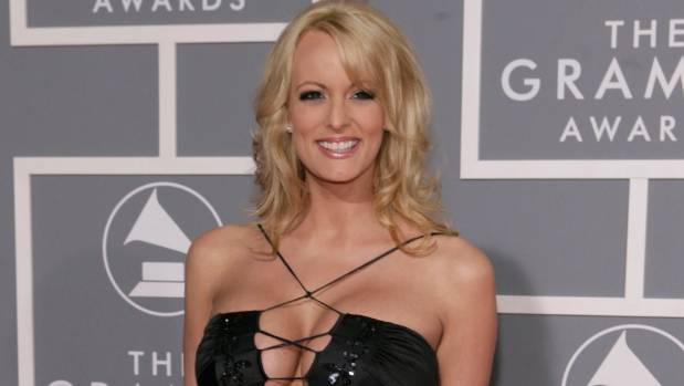 Donald Trump denies knowledge of Stormy Daniels settlement