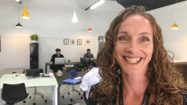Even tiny towns are starting up co-working spaces. Marie-Claire Andrews set up 3 Mile Coworking Community in Carterton.