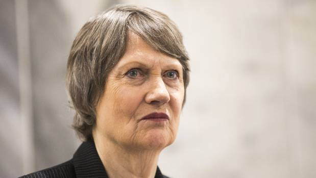 Former prime minister Helen Clark reckons that law firms and a government agency which apparently blacklisted a #metoo ...