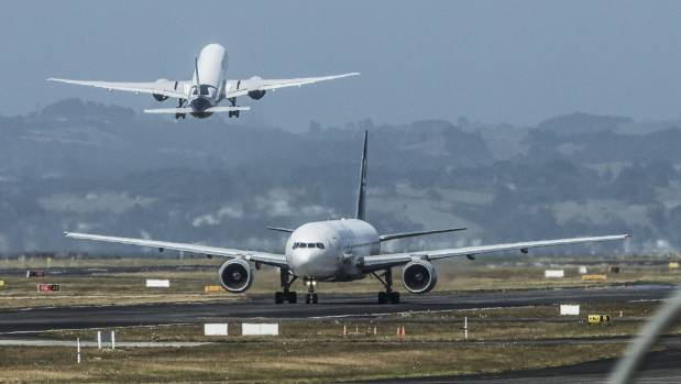 Drone nearly hits passenger plane landing in New Zealand