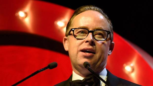 Qantas chief floats 'cargo class' concept for Australia-to-Britain flights