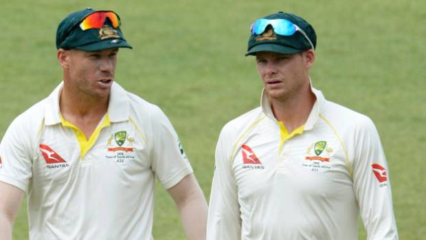 Former Australian Test umpire says referee previously warned about Smith and Warner
