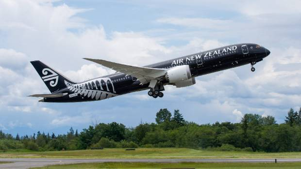 Air New Zealand Boeing has 11 787-9 Dreamliners.
