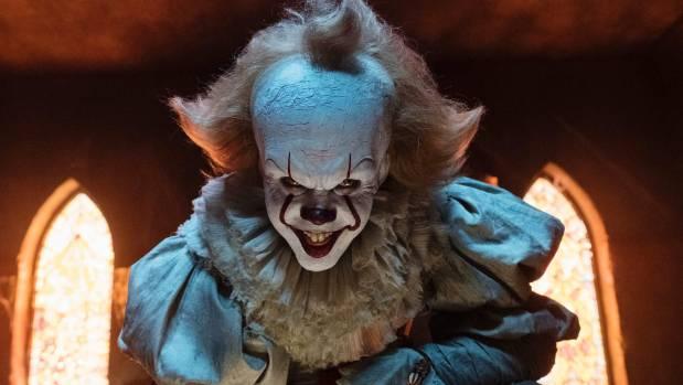 Bill Skarsgard will return as the evil clown Pennywise.