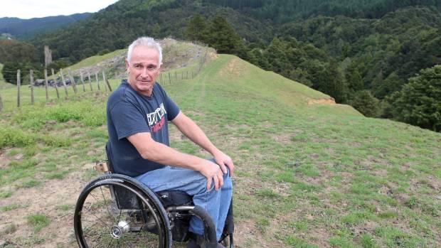 Thieves steal paraplegic's customised quad bike while he ...