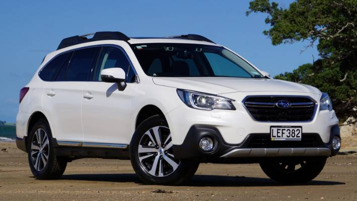 Four or six for the new Subaru Outback? | Stuff co nz
