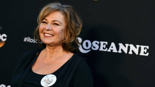 With swift cancellation of 'Roseanne,' ABC draws line in sand