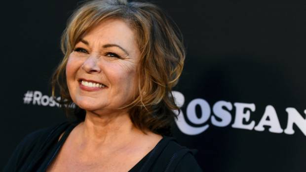 Roseanne Barr hits back at former co-star's criticism of 'abhorrent' tweet
