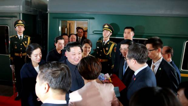 Kim Jong-un apparently made song request at S. Korea's Pyongyang concert