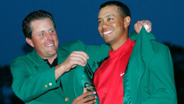 Excitement builds over Tiger's return to Augusta