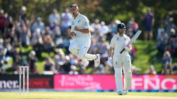 New Zealand, England draw 2nd test
