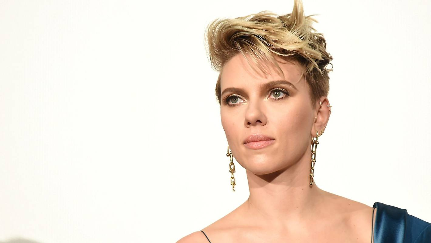 Scarlett johansson most sexy celebrities with nude pics