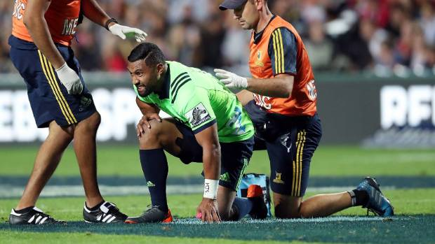 Wainui try secures tight Chiefs win over Highlanders
