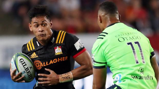McKenzie stars as Chiefs hold off Highlanders