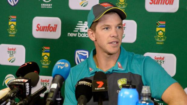 Australia must forge new identity - Paine