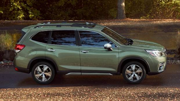 All New Forester Front And Centre For Subaru New Zealand Stuff Co Nz