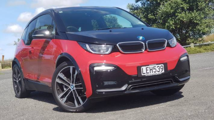 The Bmw I3s Is A City Car You Fool What Are You Thinking Stuff Co Nz
