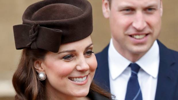 Prince William revealed their gender with Kate Middleton's third child