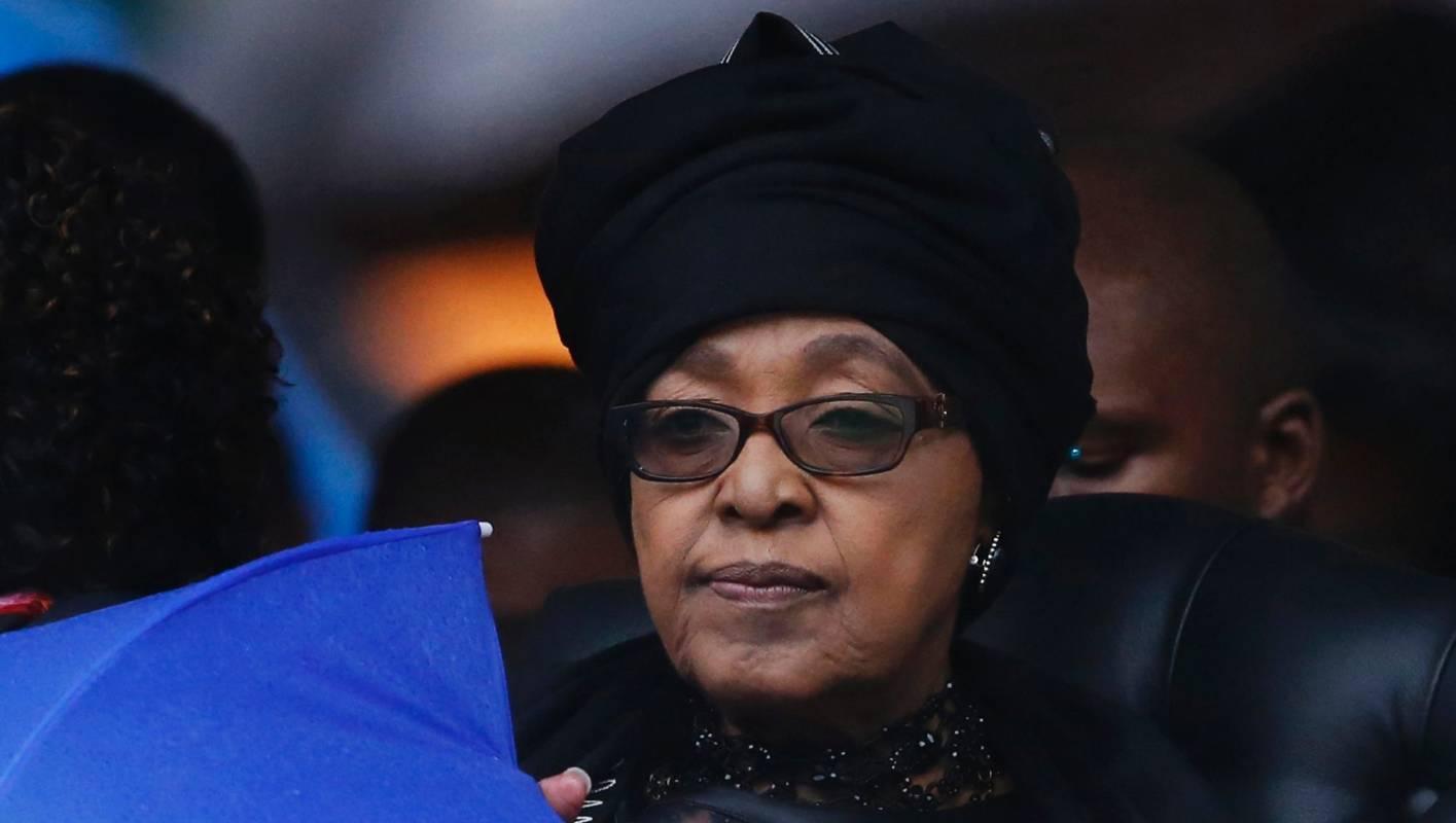 winnie mandela essay The late winnie madikizela-mandela's revelations about moeletsi mbeki's wife thandeka gqubule-mbeki, and media expert anton harber, have landed the eff in trouble the party is facing a legal.