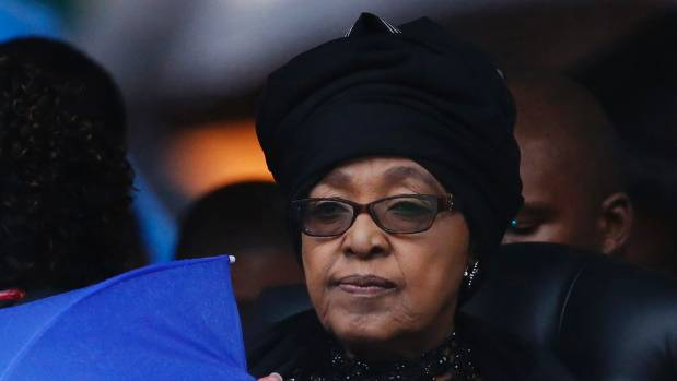 Culture shock for Brazilian photographer attending Winnie Madikizela-Mandela's memorial