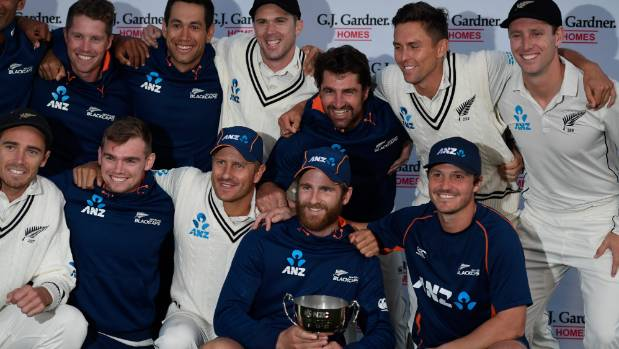 Black Caps move ahead of Aussies in test rankings