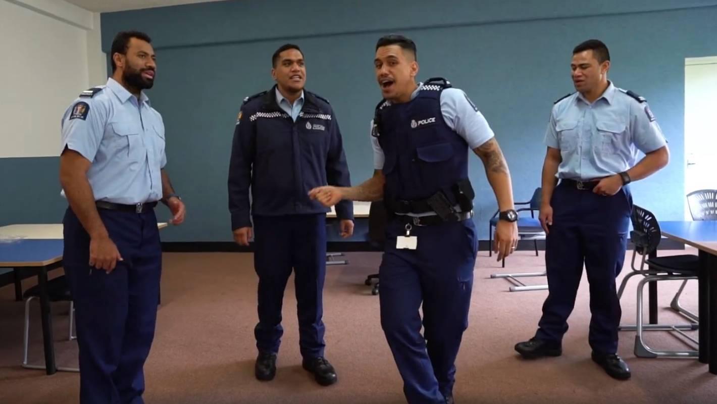 Nz police tenders dating