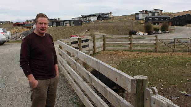 Andrew Simpson owns some of NZ's most stunning private land. Many like him are considering shutting the gate.