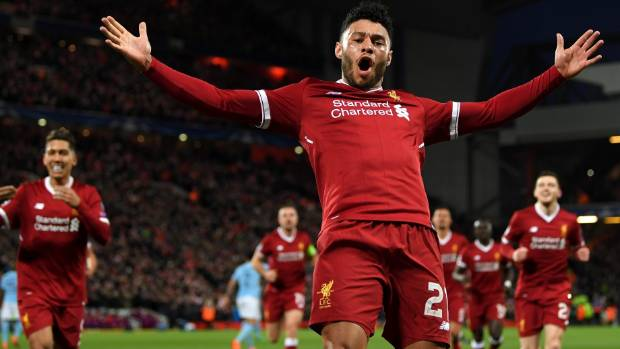 Liverpool Seizes Champions League Advantage With Win Vs