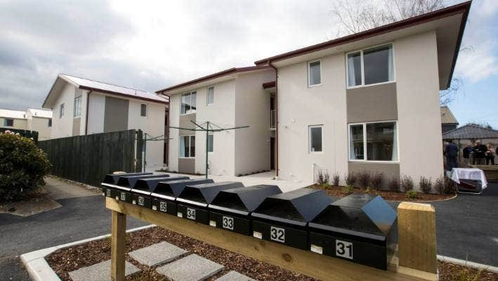 Christchurch housing trust gears up to build 400 new affordable homes    Stuff.co.nz