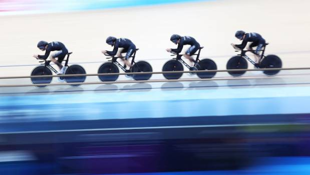 Silver! NZ women's pursuit team clinch our first medal in thrilling final