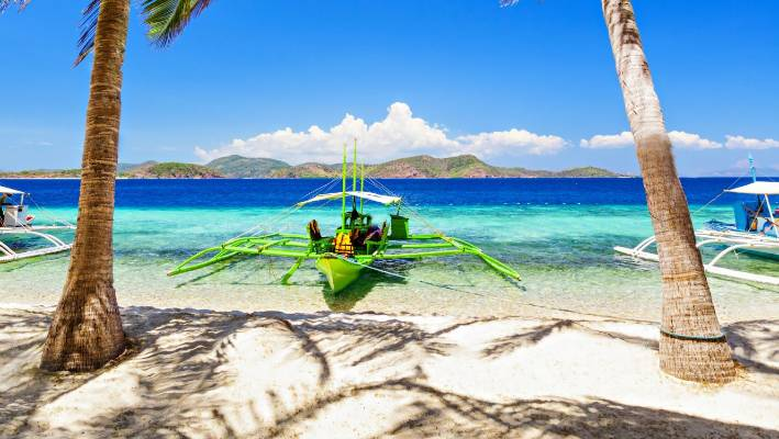 Famous for its powdery beaches, spectacular sunsets and festive nightlife Boracay has become too popular