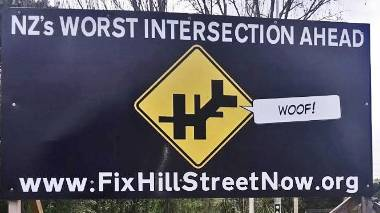 Warkworth residents fed up with the lack of work on Hill Street