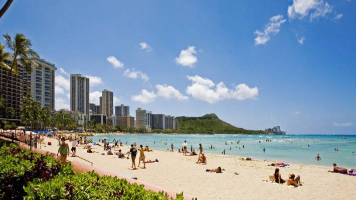 Waikiki Beach Honolulu Things To Do Natural Wonders