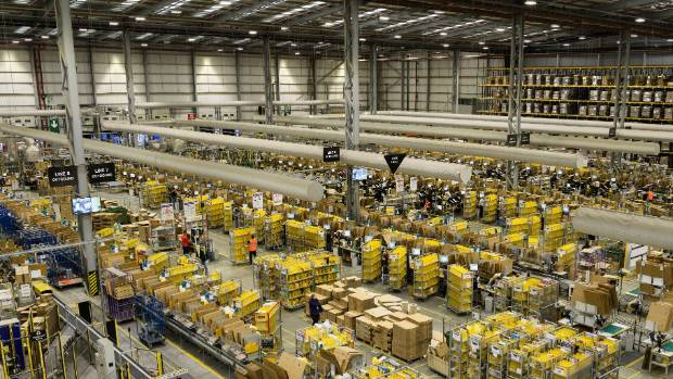 Amazon Tax to Launch in New Zealand