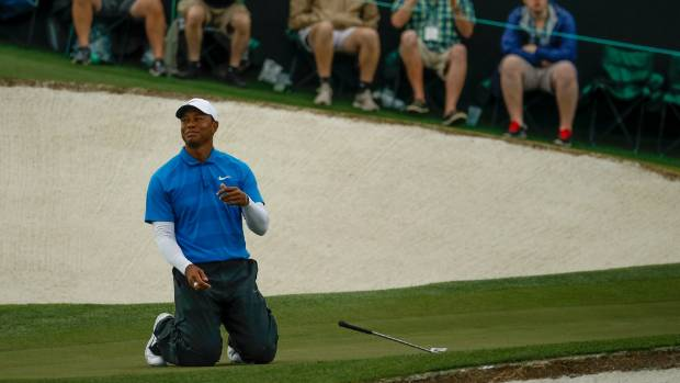 Tiger Woods Finishes Masters Return With Impressive 69 class=