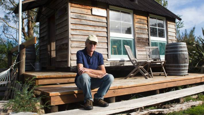 A tiny house transformation: from rotting shed to Airbnb success
