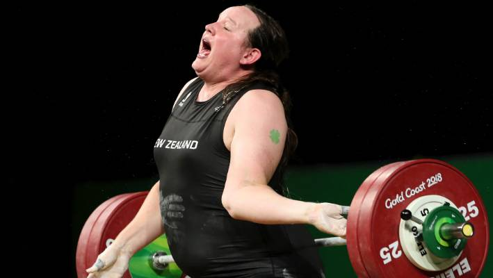 kiwi transgender weightlifter laurel hubbard a legal and ethical