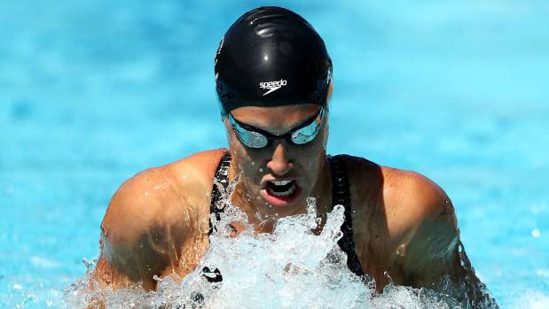 Kiwi para-swimming superstar Sophie Pascoe is targeting more glory in the pool at the 2020 Tokyo Games.