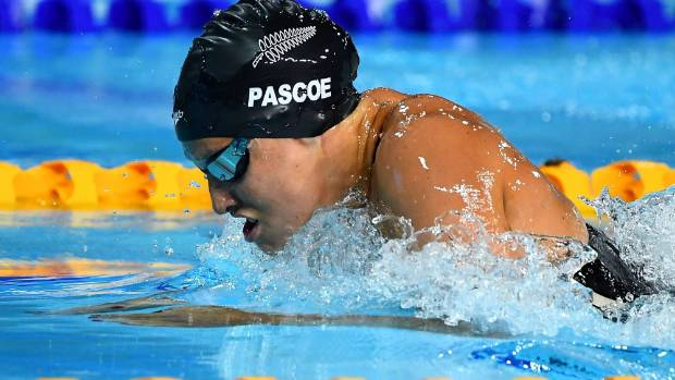 Sophie Pascoe won dual gold for New Zealand at the 2018 Commonwealth Games on the Gold Coast.