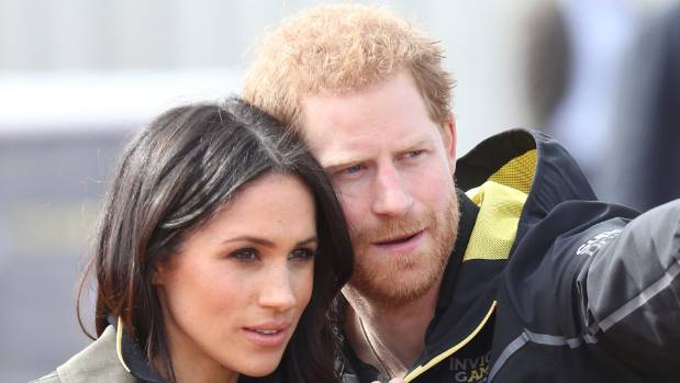 Meghan Markle returns to the USA  for visa application