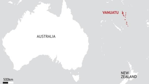 Australian PM dismisses reports of Chinese military base talks with Vanuatu